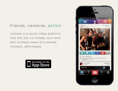 Vyclone-screenshot